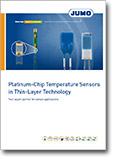 Platinum Temperature Sensors in Thin-Film Technology