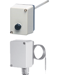 Surface-Mounted Thermostats, ATH.-SE Series (603031)