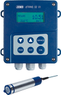 JUMO dTRANS O2 01 - transmitter / controller for dissolved oxygen (DO) with separate operating unit (202610)