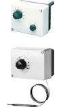 Surface-Mounted Thermostats, AMTHF Series (603051)