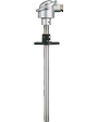 Push-in RTD Temperature Probe with Form B Terminal Head (902120)