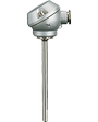 Push-in RTD Temperature Probe with Form J Terminal Head (902130)